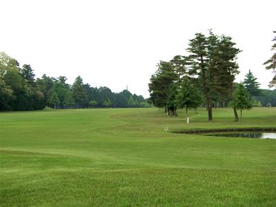 坂東ゴルフクラブ(旧 新東京ゴルフクラブ)画像5