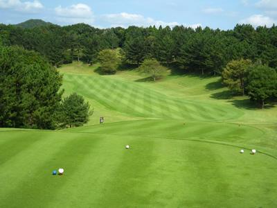 ゴルフ5カントリー かさまフォレスト(旧:かさまフォレストゴルフクラブ)1
