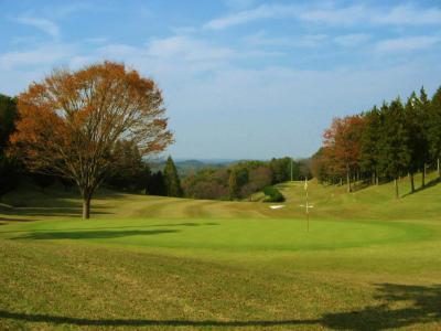 エースゴルフ倶楽部 茂木コース1