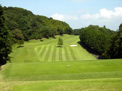 ニューセントラルゴルフ倶楽部1