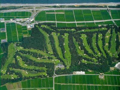 片山津ゴルフ倶楽部白山・加賀・日本海コースの画像