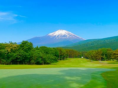 富士高原ゴルフコース