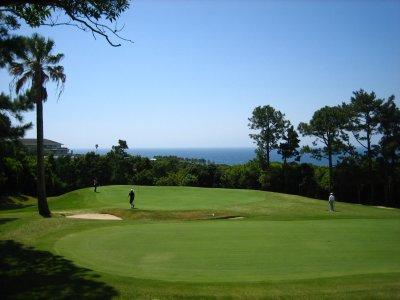 白浜ゴルフ倶楽部